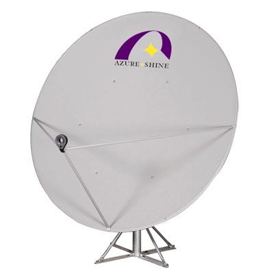 Спутниковая офсетная антенна AZ-150FM3-P1
